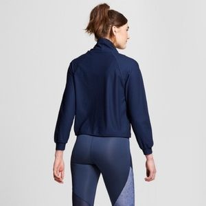 Joy Lab Tops - Joy Lab • Navy Workout Pullover